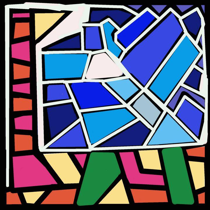 Color Study 7 - Steve Martin Art
