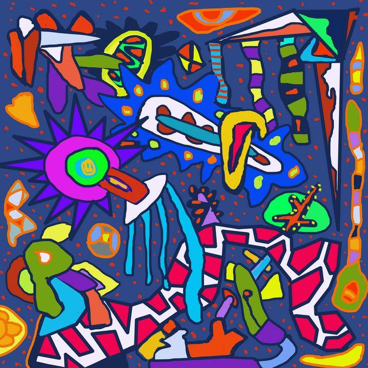 Night Life - Steve Martin Art