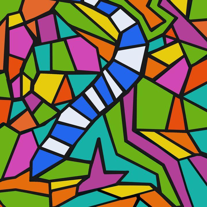 Color Study 9 - Steve Martin Art