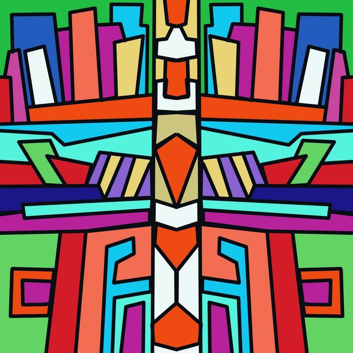 Totem 1 - Steve Martin Art