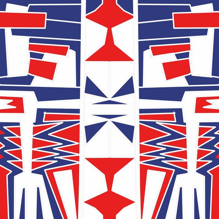 American Forks - Steve Martin Art