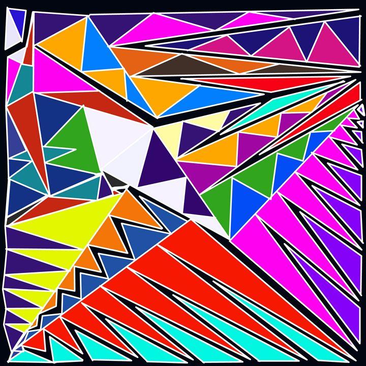 Defrag - Steve Martin Art