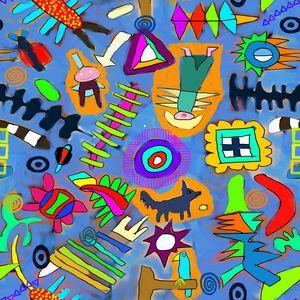 Enigma - Steve Martin Art