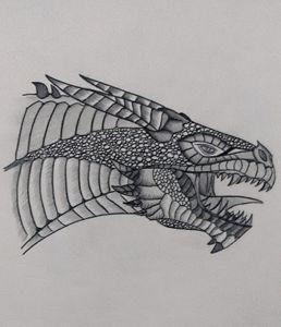 King - The Dragon