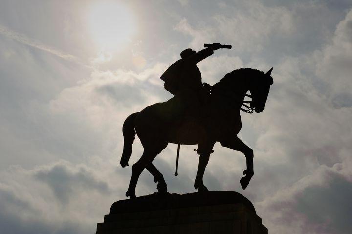 Statue of Maréchal Joffre - Charel Schreuder Photography