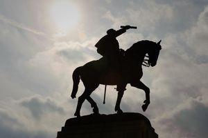 Statue of Maréchal Joffre