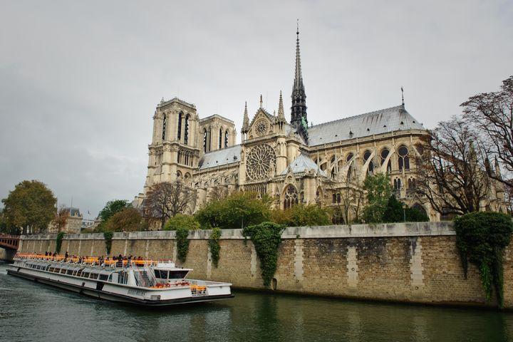 Notre Dame de Paris - Charel Schreuder Photography