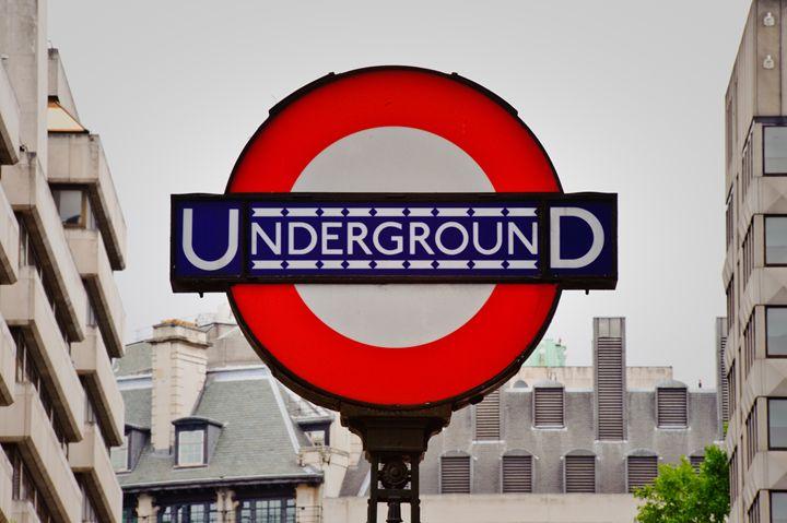 London Underground - Charel Schreuder Photography