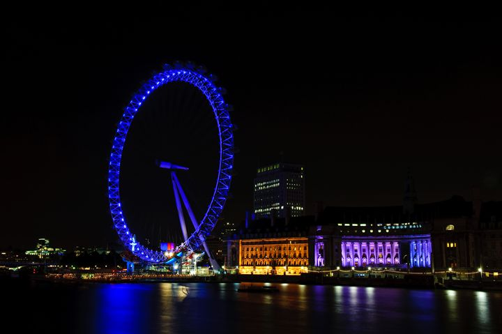 London Eye - Porpoise Pics