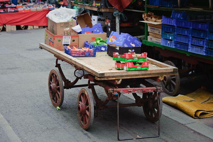 Brixton Market - Porpoise Pics