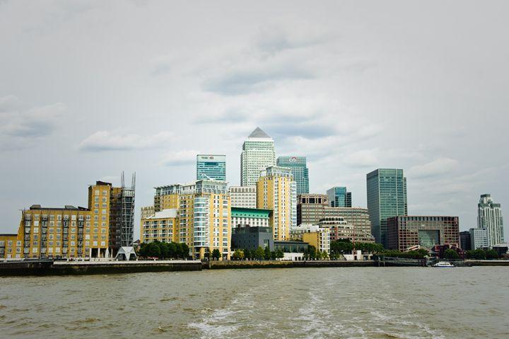 Canary Wharf - Charel Schreuder Photography