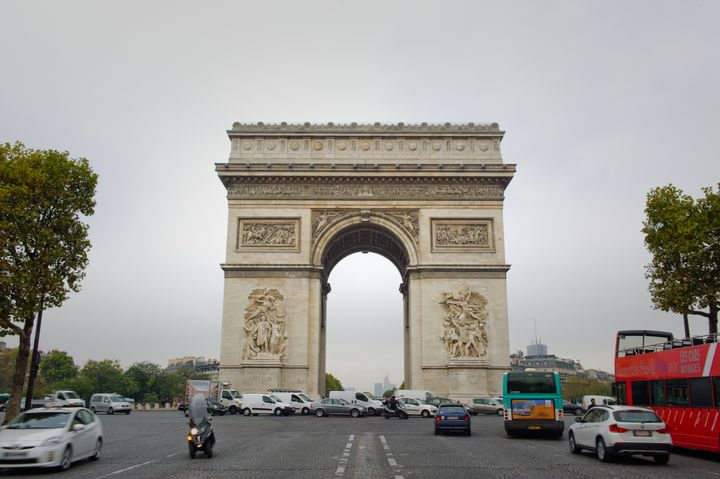 Arc de Triomphe - Charel Schreuder Photography
