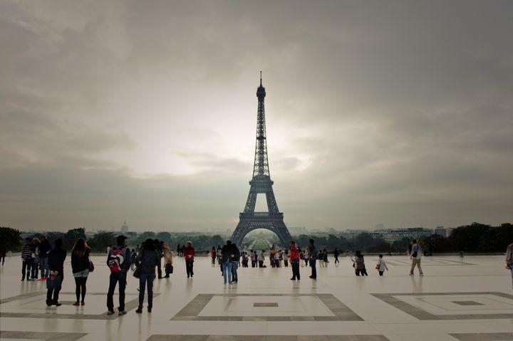 Eiffel Tower, Palais de Chaillot - Charel Schreuder Photography