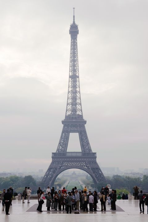 Eiffel Tower/Esplanade du Trocaderos - Charel Schreuder Photography