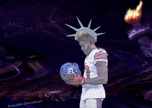 Odell: King of New York