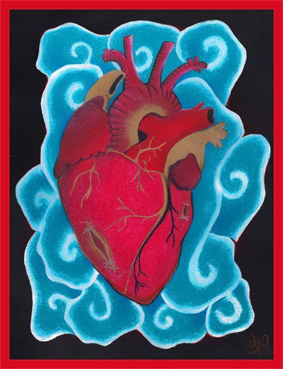 Healing Heart - Kris_en J__vis AR.T