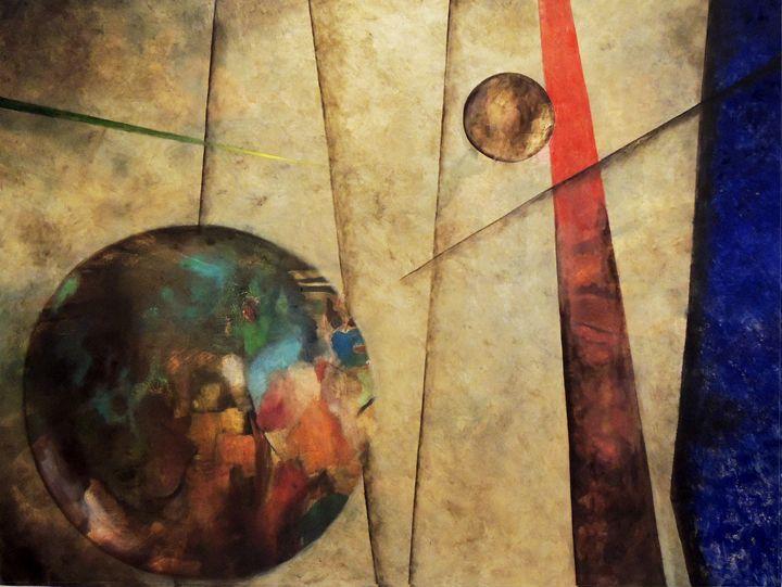 PICCOLO MONDO 2 - Christian Calvillo