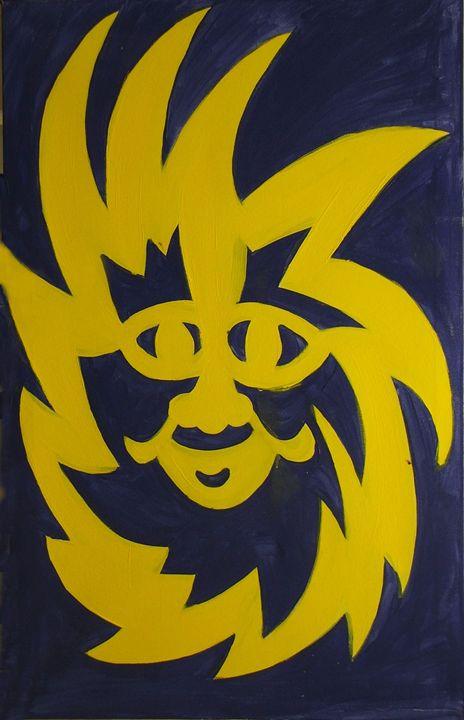 "Allison - ""Looks like a Lion"" - Sunshine Sanol"