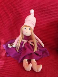 Lilly The Flower Girl - Cute Dolls