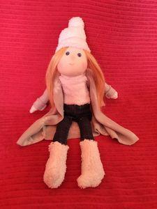 Jena the happy girl - Cute Dolls