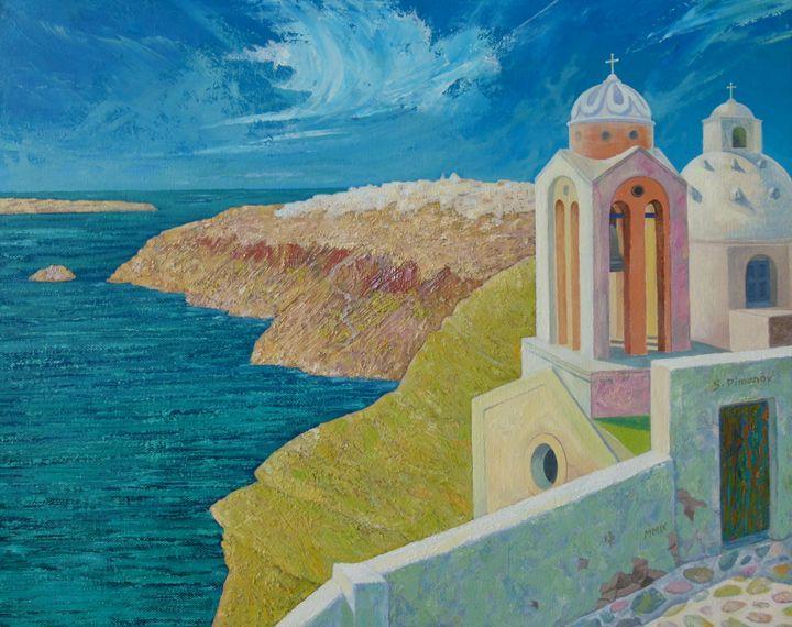 Santorini Dream - Sergio