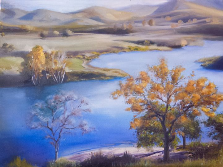 Blue Lake - bolero