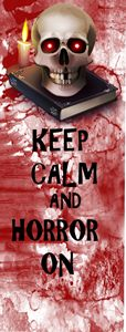 Keep Calm and Horror On