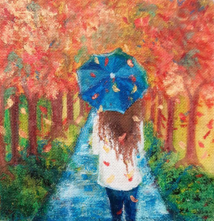 Autumn - Leya's paintings