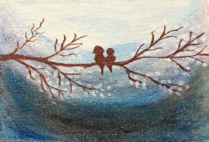 companionship - Leya's paintings