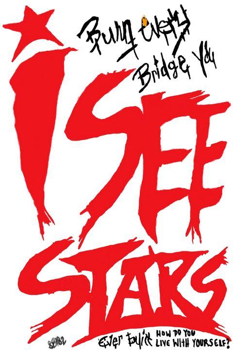 Gnars Attacks lyrics I See Stars - ShaneyB182