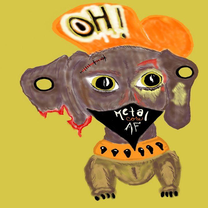 Moshpit Zombie Weenie - ShaneyB182