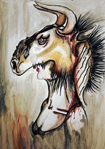 """""""Wildebeest"""" - Manipulator"""