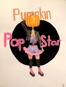 Pumpkin Popstar - Ally Smith