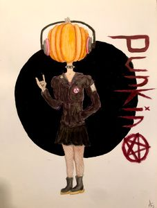 Punk-in - Ally Smith
