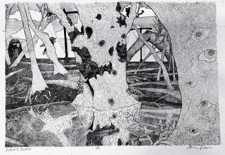 Judson's Swamp - Ally Smith