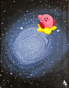 Galaxy Pink Character