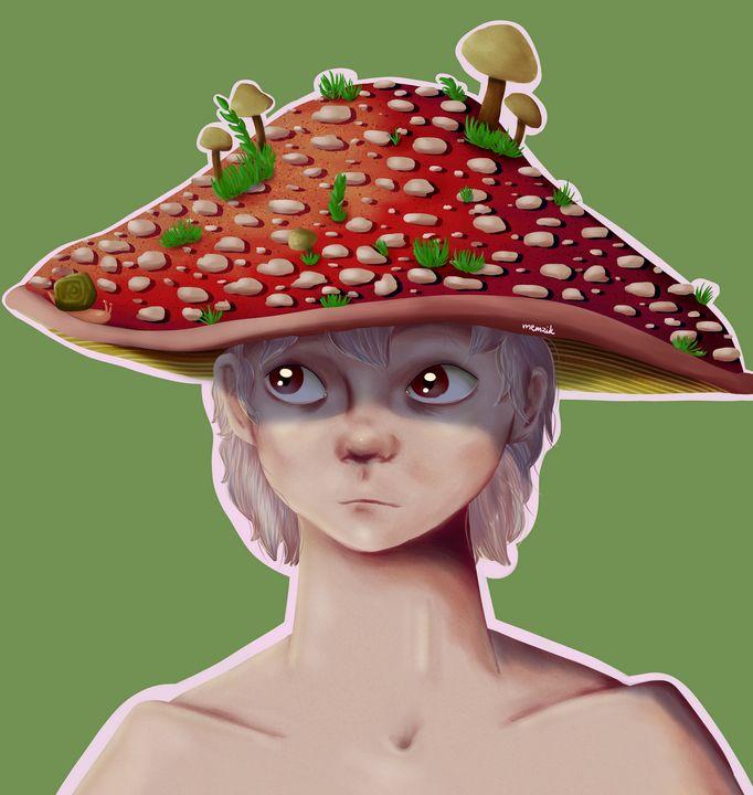 Mushroom Boy - memzik