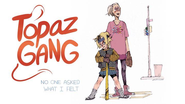 TOPAZ GANG - Kinky Sketch