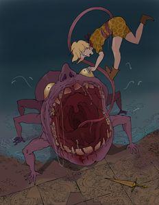 Goro the Man Spider