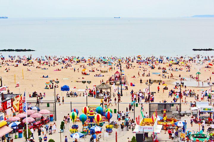 Coney Island Beach - The Pearl
