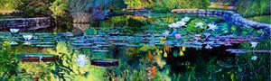The Abstraction of Beauty - Paintings by John Lautermilch