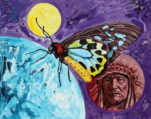 The Great Creator - Paintings by John Lautermilch