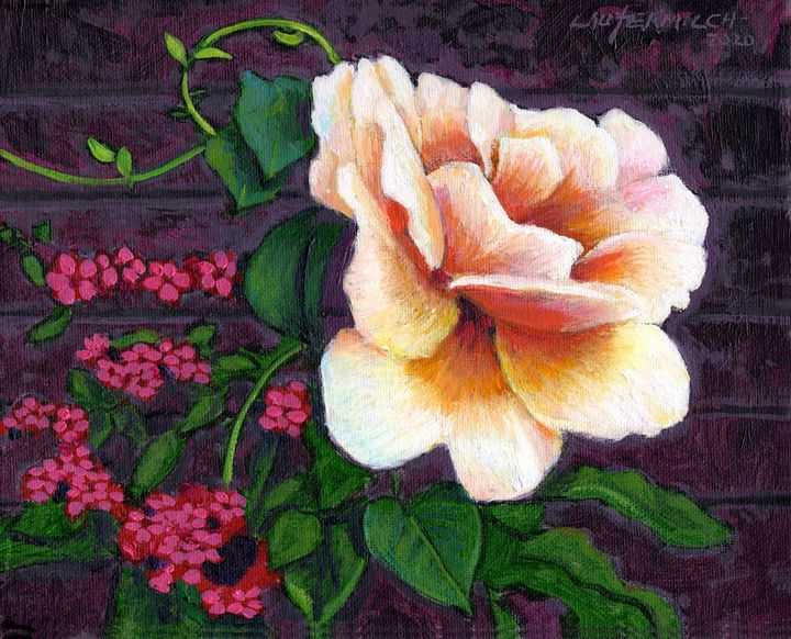 Rhododendron - Paintings by John Lautermilch