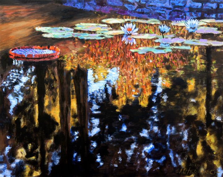 Early Morning Light - Paintings by John Lautermilch