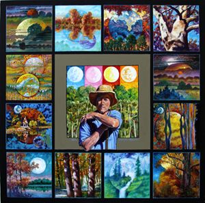 Seventy Two Seasons - Paintings by John Lautermilch