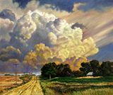 The Road Home - Paintings by John Lautermilch