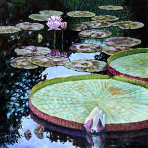 Quiet Beauty - Paintings by John Lautermilch