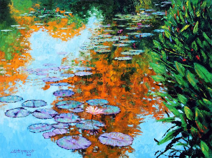 Passing Season - Paintings by John Lautermilch