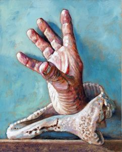 Evolution of Faith - Paintings by John Lautermilch