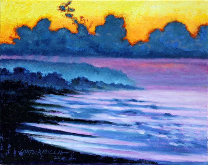 Wishing You Were Here - Paintings by John Lautermilch